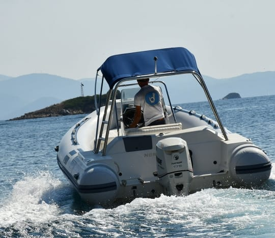 Rib speed boats for rent