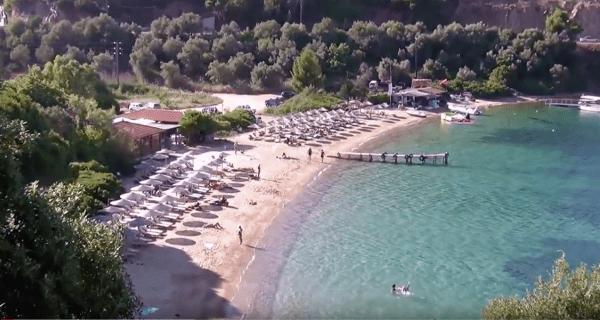 Tzaneria Beach NOSTOS