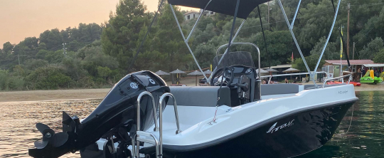 New Boat for rent in Skiathos